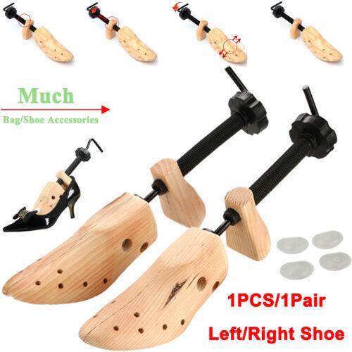 Wood Shoes Stretcher Expander Adjustable Professional Women Men Shoe Tree Size