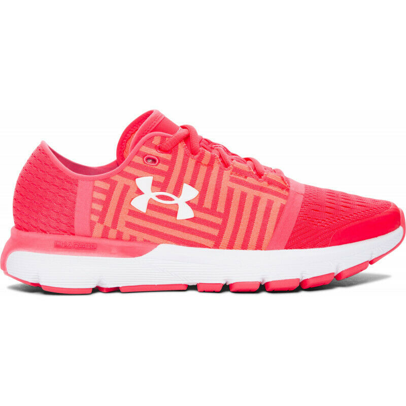 the latest d8c7e d0bd0 Details about Womens Under Armour Speedform Gemini 3 Womens Running Shoes -  Pink 1