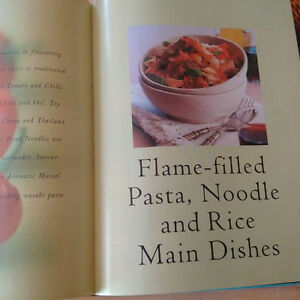Hot and Spicy Food Cookbooks Like New Kingston Kingston Area image 6