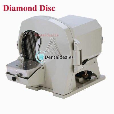 JT Recortadora De Yeso Laboratorio Dental Lab Wet Modelo Model Trimmer Machine