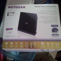 New Netgear R6250 Wifi Router
