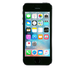 iPhone 5S 16GB Bell/Virgin works perfectly in excellent condit