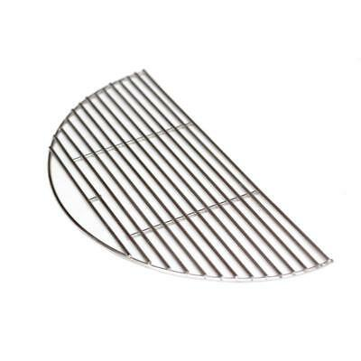 Half Moon Stainless Grill Grate, 18 Inch