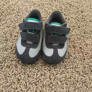 Puma Boys Toddler Shoes - size 4