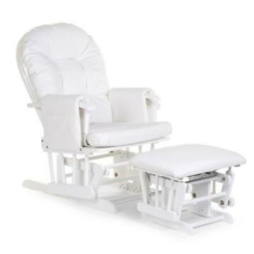 Entrepot Baby Outlet: *Childwood Gliding Chair Wit **NIEUW**