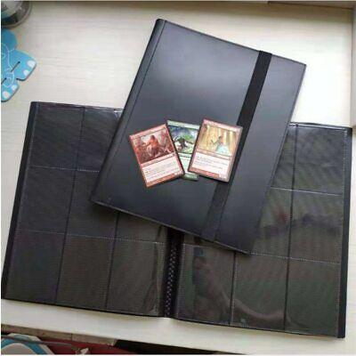360 Card Pocket Holder Binders Albums For CCG MTG Magic Pokemon Yugioh Book