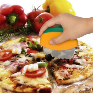 Brand New Pizza Cutter Wheel Slicer Food Grade