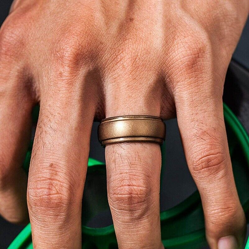 Silicone Rings Wedding Bands Rubber Wedding Ring