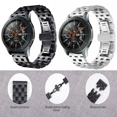 Metal Band for Samsung Galaxy Watch 42mm 46mm Strap 316L Stainless Steel Belts