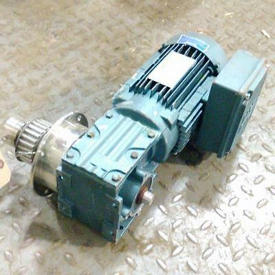 Sew Eurodrive 230460v 8.201 Ratio 1in Hp Gear Motor Wa30dt80n4
