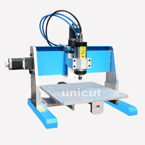 New Desktop CNC Router Engraving Milling Machine Water Cooling