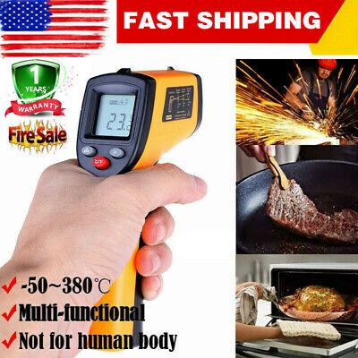 Portable Digital Thermometer Infrared Temperature Gun Non-contact Ir Laser 2020