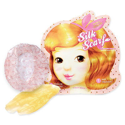[ETUDE HOUSE] Silk Scarf Double Care Hair Mask [15ml + 5ml] * 1pcs