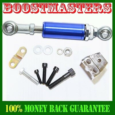 FOR 350Z G35 VQ35  ENGINE MOTOR TORQUE DAMPER BRACKET MOTOR MOUNTS BLUE