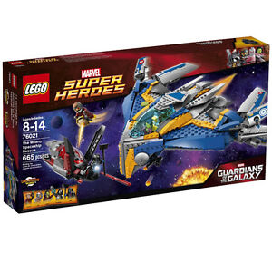 LEGO Guardians of the Galaxy Spaceship - 76021