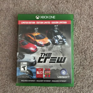 XBOX ONE - The Crew - $10 or best offer