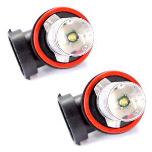 2x-Super-Bright-7W-H8-H11-LED-Car-Fog-Light-Lamp-Strobe-Flash-Light-Bulbs-DC-12V