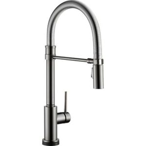 Delta Trinsic Pro Kitchen Faucet with Touch 2O Technology