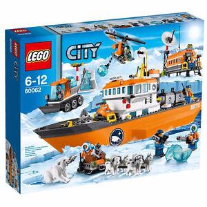 Lego City 60062 Arctic Icebreaker, Brand New