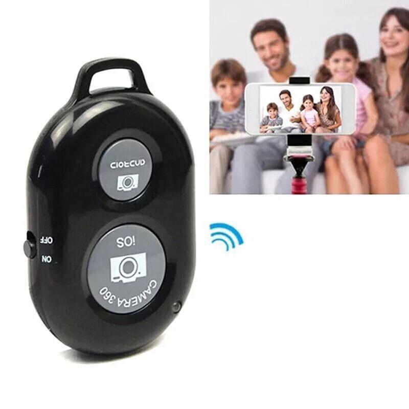Wireless Remote Control Bluetooth Phone Camera Shutter Stick