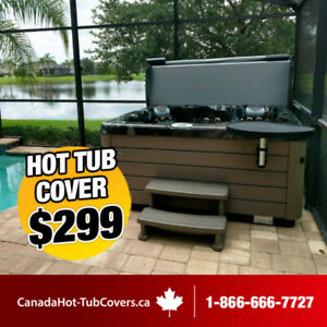 Hot Tub Replacement Cover - Made in Canada!