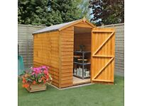 Garden Shed Needs Moving