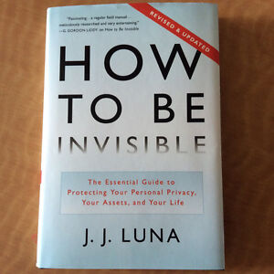 How To Be Invisible | J.J. Luna