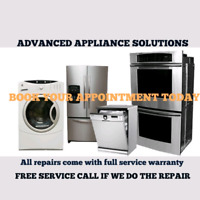Oakville appliance repairs and Services