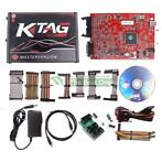 Ktag V7.020 rouge PCB ECU ChipTuning Outil de Programmation