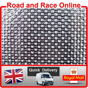 Motorcycle-Fairing-Panel-Exhaust-Engine-HEAT-SHIELD-Self-Adhesive-Sheet-New