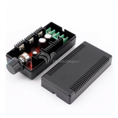 9-50v Dc Motor Speed Control Pwm Hho Rc Controller 2000w 40a 12v 24v 48v New