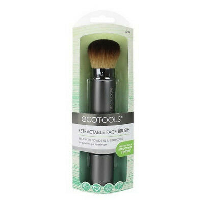 Retractable Face Brush - EcoTools Retractable Face Brush 1 ea