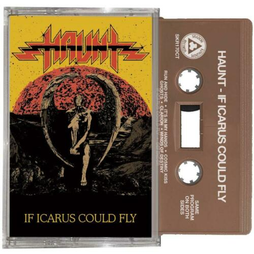 Haunt - If Icarus Could Fly Cassette Tape New/Sealed