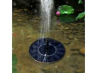 Patio Essentials 40344 AquaFlame Cascading Table Top Fountain Metal 8. Silver