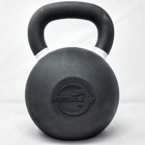 Kettlebells | New| Black, Powder Coated | Cast Iron