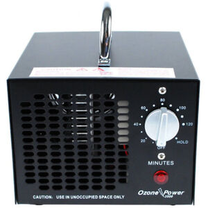 Ozone Generator - Ozone Power OP3500 Commercial Air Purifier