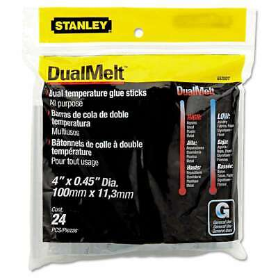 Stanley® Dual Temperature Glue Sticks, 4