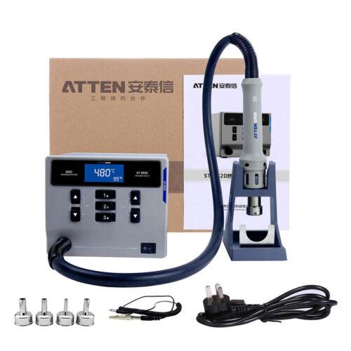 ATTEN ST-862D Hot Air Rework Station 1000W BGA Digital Desoldering Station 220V