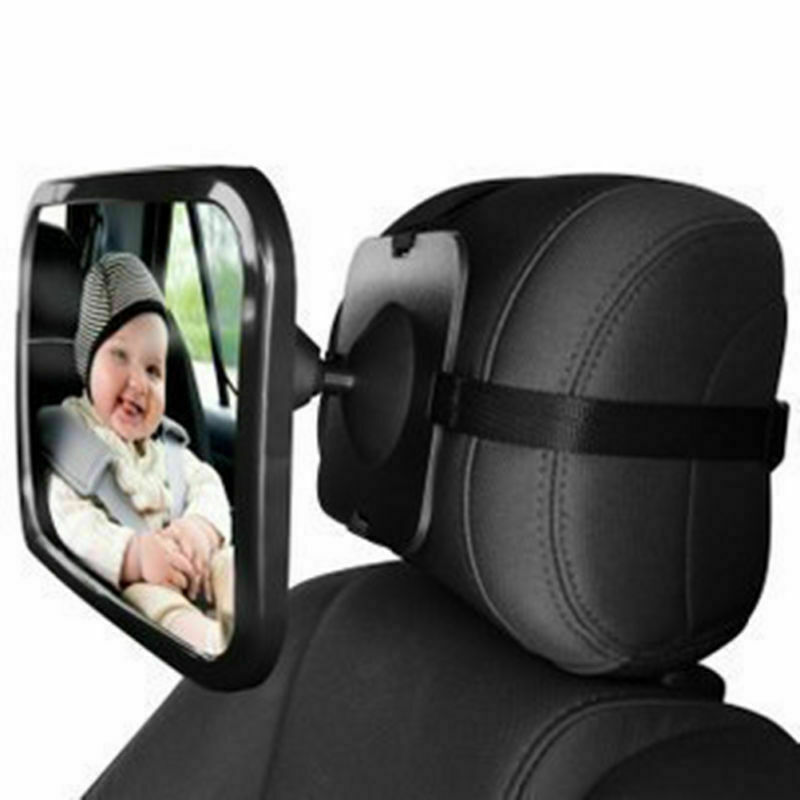 Rücksitzspiegel Baby Kind für Auto Kfz Sicherheit Reboard Rückspiegel Zusatzspie