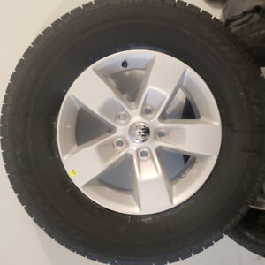 Dodge ram 1500 Brand new rims and tires -Sold