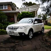 2010 Subaru Forester  Premium S3 auto 116,000kms Cambewarra Village Nowra-Bomaderry Preview