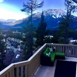 For Rent-Spectacular View Overlooking Banff