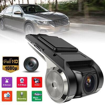 Dashcam Autokamera GPS Video Recorder Full HD 1080P Kamera 170° Weitwinkel - Auto-kamera