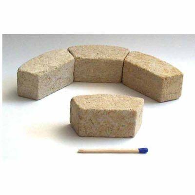 bloxxs Steine M-14 echter Sandstein für Modellbau Ministeine bauen Haus Burg