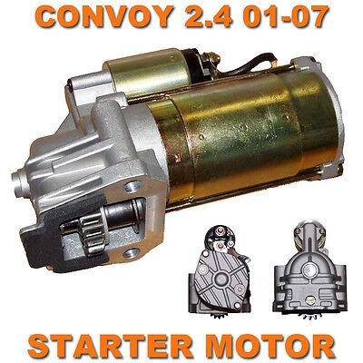 LDV CONVOY 00-06 2.4 DI DIESEL DURATORQ BRAND NEW QUALITY STARTER MOTOR
