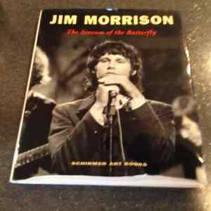 Jim Morrison The Scream of the Butterfly