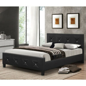 Amazing Deal! Queen Bedframe Compare to $899 Our Price $599.99
