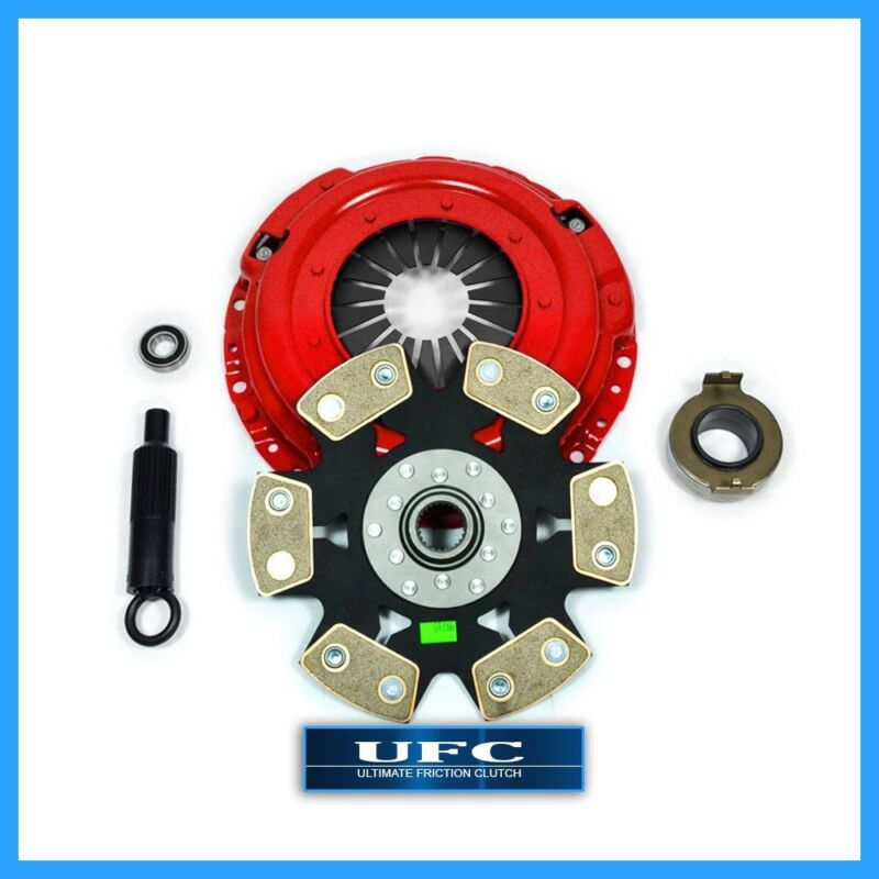 UFC RACING STAGE 4 CLUTCH KIT 98-02 Z3 M COUPE M ROADSTER 96-99 BMW M3 3.2L S52
