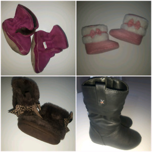 Infant & Toddler Girl Shoes/Boots