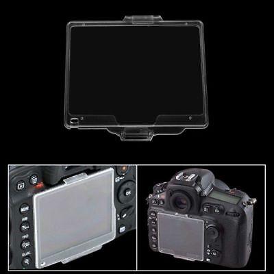 Clear BM-14 Hard LCD Monitor Cover Screen Protector For Nikon D600 SLR Camera